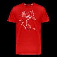 T-Shirts ~ Männer Premium T-Shirt ~ magic mushroom
