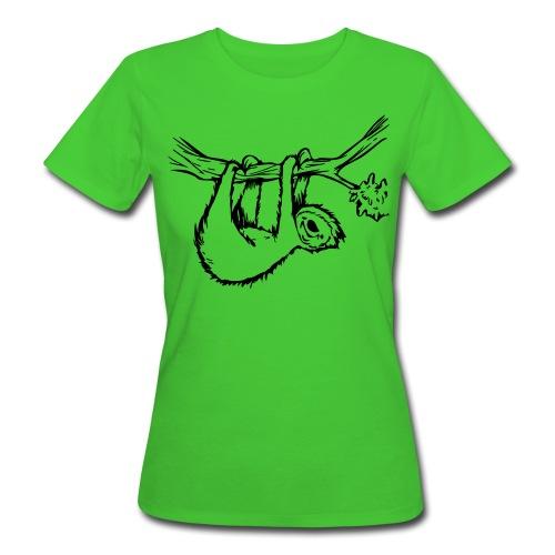 abhängen - Frauen Bio-T-Shirt