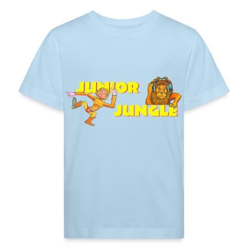 Junior Jungle  - Kids' Organic T-shirt
