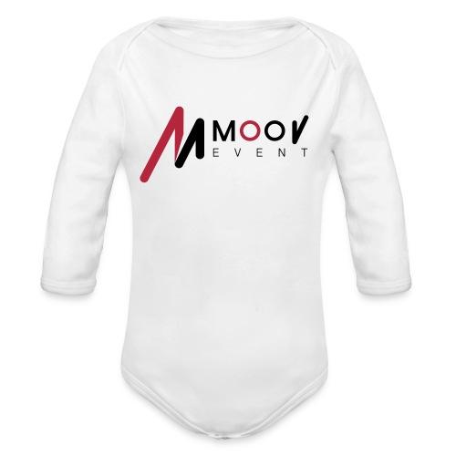 Body Bébé Bio MoovEvent - Continental Clothing - Body bébé bio manches longues