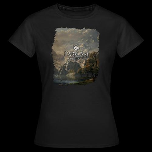T-Shirt Chronicles - Landscape - Frauen T-Shirt
