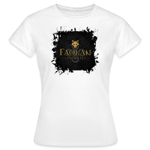 T-Shirt Chronicles Cover - Frauen T-Shirt