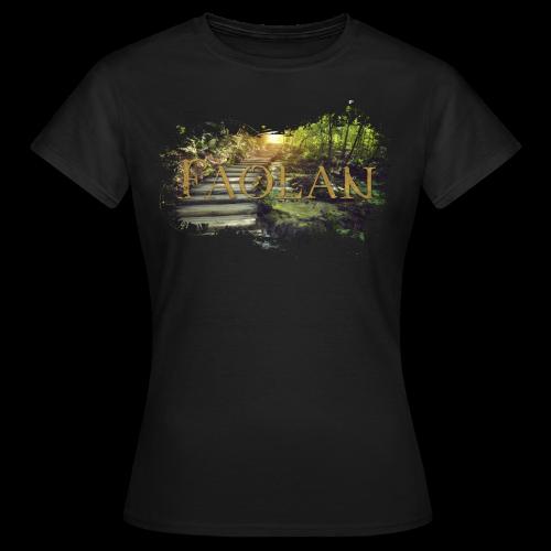 T-Shirt The Hidden Land - Frauen T-Shirt