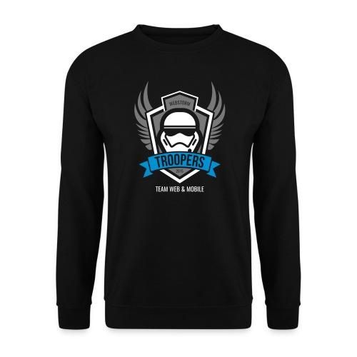 Pullover Webstorm Troopers (Logos mehrfarbig) - Männer Pullover