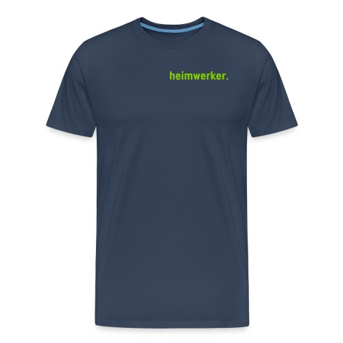 heimwerker. - Männer Premium T-Shirt