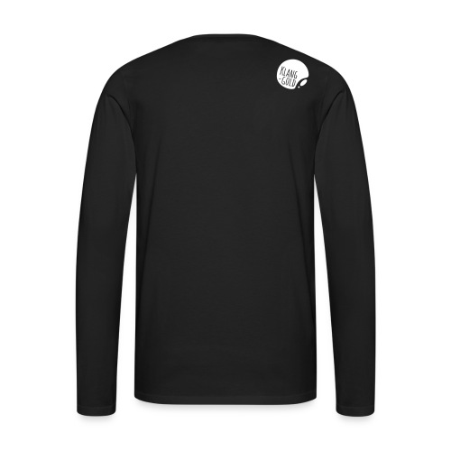 Klanggold Sleeve - Männer Premium Langarmshirt