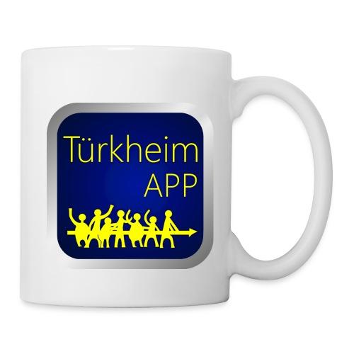 Tasse mit TürkheimApp Logo - Tasse
