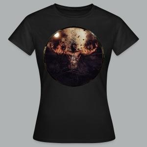 Fressfeind - Keine Liebe (Album-Edition) - Frauen T-Shirt