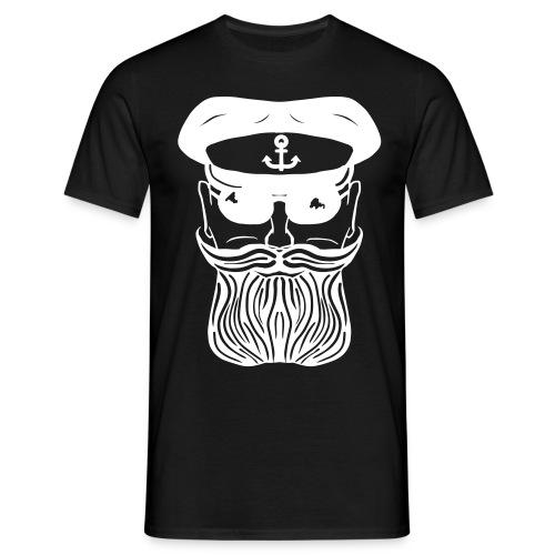 Captain Beard - Mannen T-shirt
