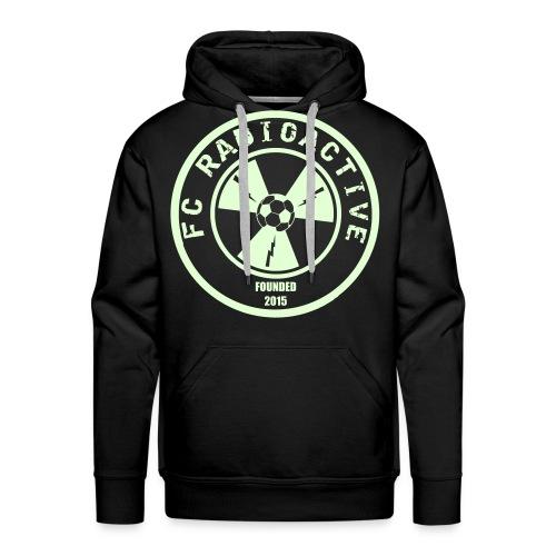 FcR Glow Hoodie Mannen - Mannen Premium hoodie
