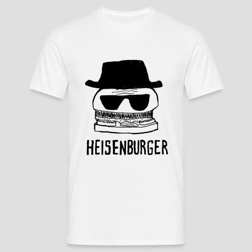 Heisenburger Blanc TS - T-shirt Homme