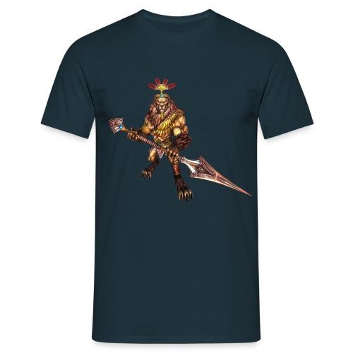 Smite Anhur Men's T-Shirt - Men's T-Shirt