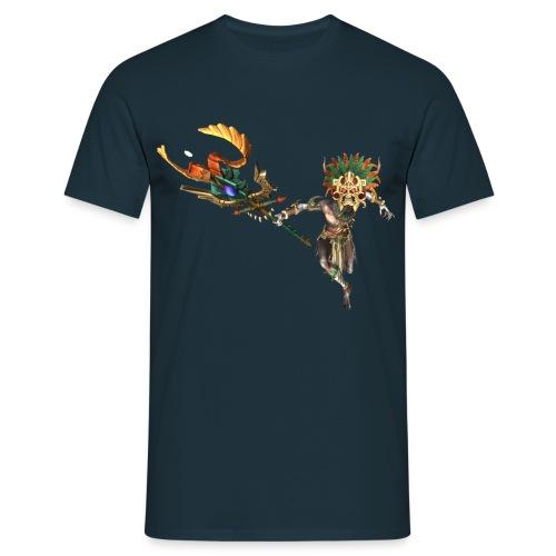 Smite Ah Puch Men's T-Shirt - Men's T-Shirt