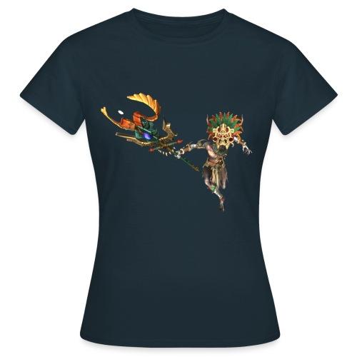 Smite Ah Puch Women's T-Shirt - Women's T-Shirt