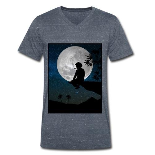 Rasta - T-shirt bio col V Stanley & Stella Homme