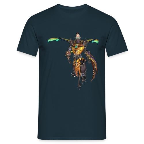 Smite Ah Muzen Cab Men's T-Shirt - Men's T-Shirt