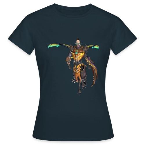 Smite Ah Muzen Cab Women's T-Shirt - Women's T-Shirt