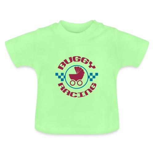 Buggy-Racing shirt kurz - Baby T-Shirt