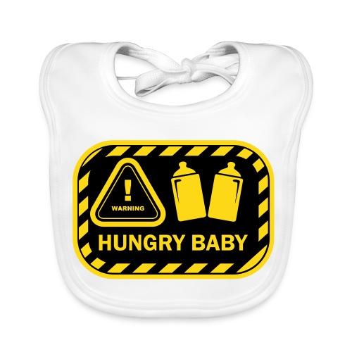 Hungry-Baby Lätzchen - Baby Bio-Lätzchen