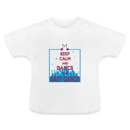 Baby-Dance shirt kurz - Baby T-Shirt