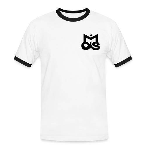 Mois Logo Shirt - Männer Kontrast-T-Shirt