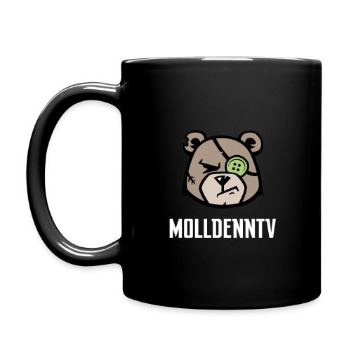 MollDenn - Kop - Ensfarvet krus