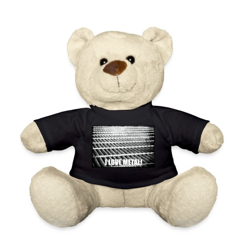 Metal Bear - Teddy Bear