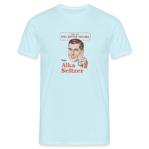 T-Shirt - Feel Better Feeling - Männer T-Shirt