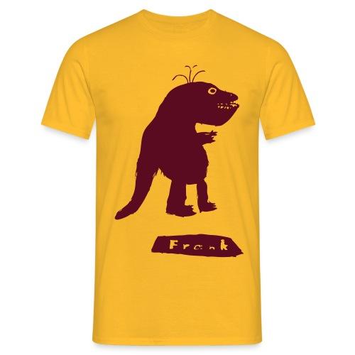 Frank der Dino - Männer T-Shirt