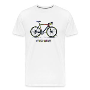 CYCLO CROSS - Männer Premium T-Shirt