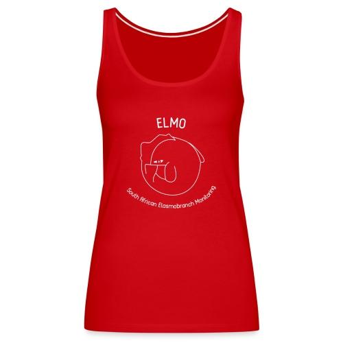 ELMO Red Tank Top - Women's Premium Tank Top