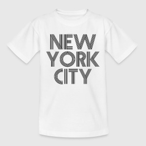 New York City - Teenage T-shirt
