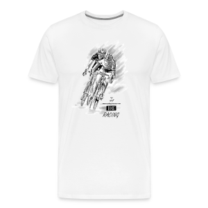 BIKE RACING - Männer Premium T-Shirt