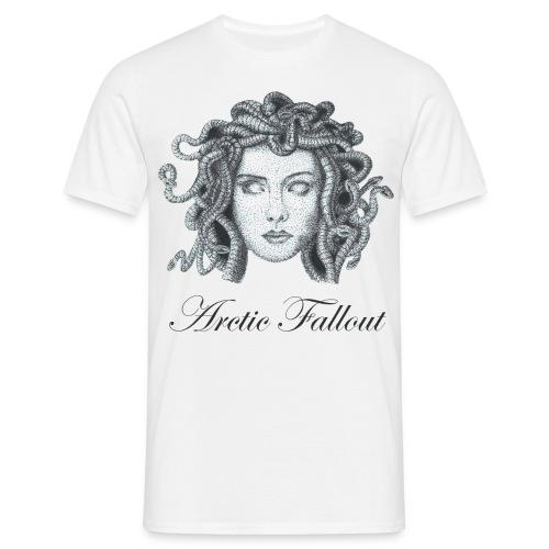 Medusa  - Männer T-Shirt