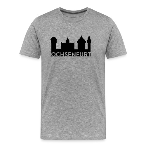 Logo 2 Ochsenfurt - Männer Premium T-Shirt