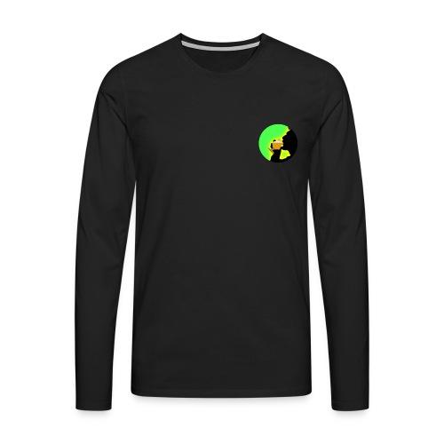 BP-Pulli black - Männer Premium Langarmshirt