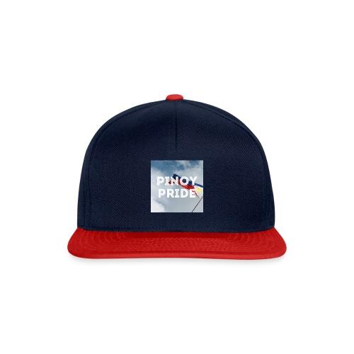 Pinoy Pride Baseball Cap - Snapback Cap
