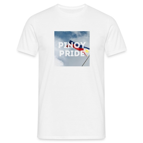 Pinoy Pride T-Shirt - Men's T-Shirt