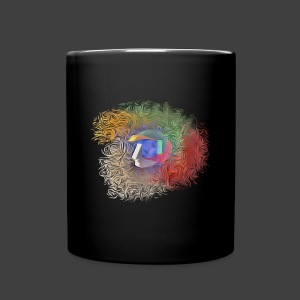 Brainwashing 3D - Full Colour Mug