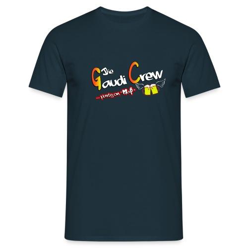 Männer Shirt Schwarz - Männer T-Shirt