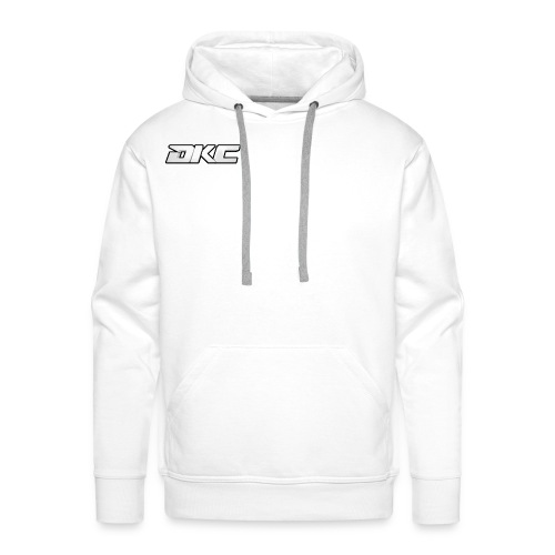 Pulli White Edition - Männer Premium Hoodie