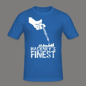 Hackney's Finest T-Shirt - Slim cut - Men's Slim Fit T-Shirt
