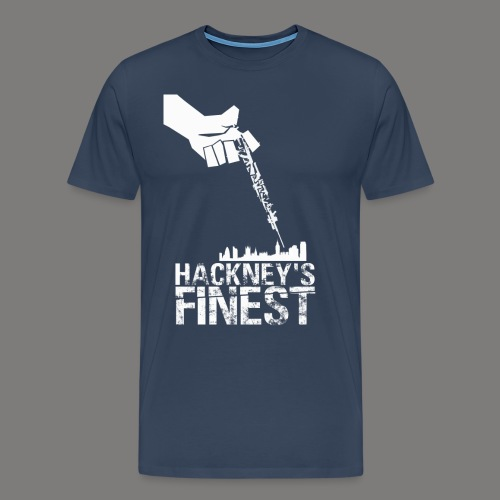 Hackney's Finest T-Shirt - Classic Cut  - Men's Premium T-Shirt