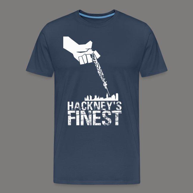 Hackney's Finest T-Shirt - Classic Cut