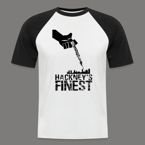 Hackney's Finest baseball T-shirt - Men's Baseball T-Shirt