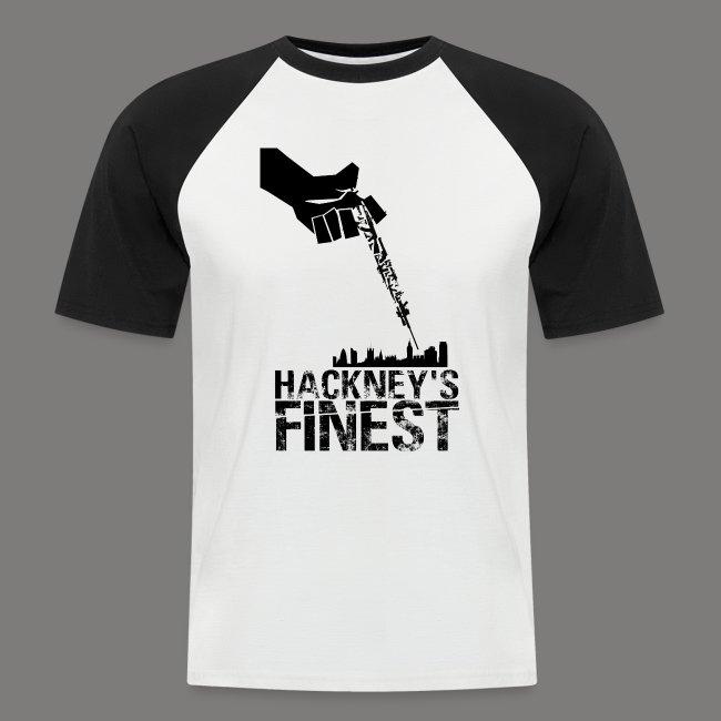 Hackney's Finest baseball T-shirt