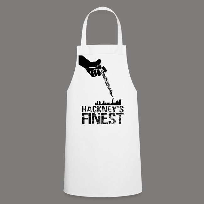 Hackney's Finest cooking apron