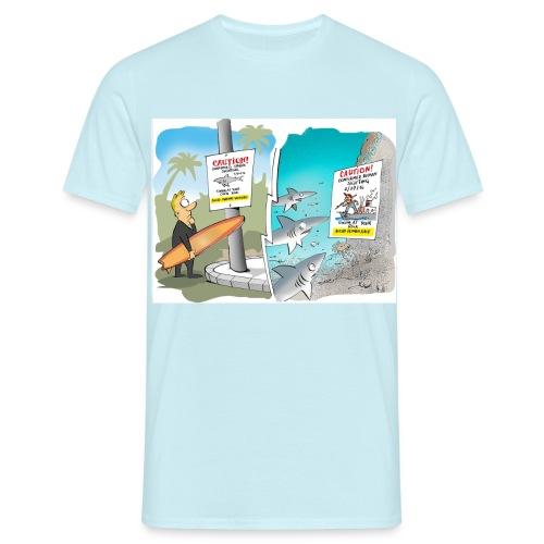 Avoid the Human race! - Camiseta hombre