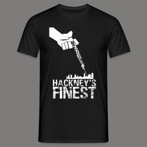 Hackney's Finest T-Shirt - Relaxed Fit - Men's T-Shirt