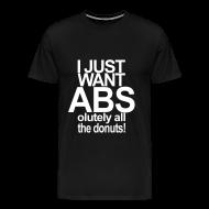 T-Shirts ~ Männer Premium T-Shirt ~ Artikelnummer 105599183